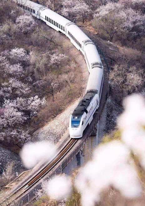 开往春天的火车:北京市郊铁路s2线,票价约6元!约吗?